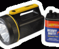 Flashlamp and Battery