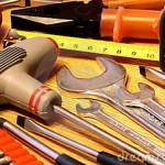G HARDWARE tools