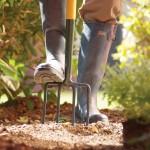 Garden diggingfork