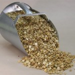 PET rolled oats